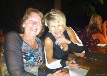 Rebecca and Raewyn on Travel with Me Mauritius Holiday